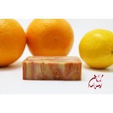 Yak Milk Soap - Lemon Tangerine