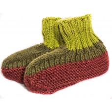 Knitted Socks (Fleece Lining)