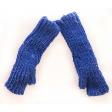 Extra Long Knitted Mittens