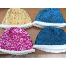 Wool Lined Baby Hat