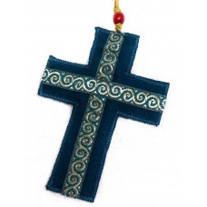 Cross Ornament