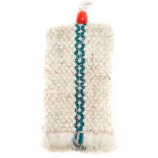 Wool Woven Key Chain