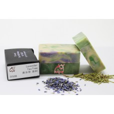 Yak Milk Soap - Lavender Tea Tree